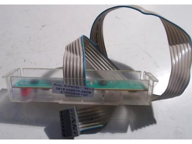 Scheda lavastoviglie Ariston LI 700 cod 21500930100