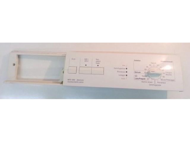 frontale   lavatrice bosch wdf1260 completo di scheda  5500006567