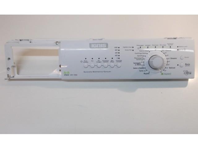 frontale lavatrice ignis loe 1066 compreso di scheda 461975309286
