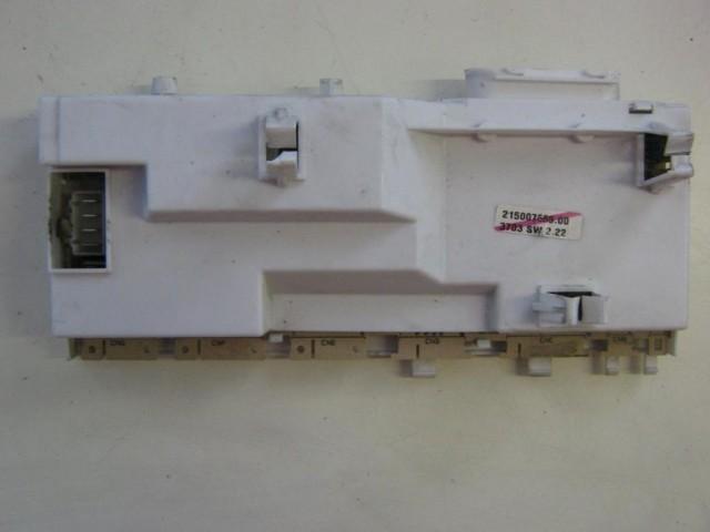 215007669.00   scheda   lavatrice indesit wi600