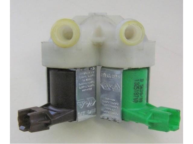 Elettrovalvola lavatrice Rex RWF6140W cod 132518700