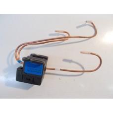 16002101001   valvola a solenoide bistabile per liquido refrigerante R600 e R134a
