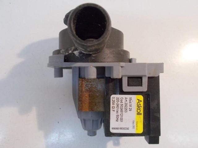 Pompa lavatrice Rex D8834 cod 292253