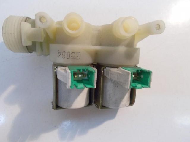 Elettrovalvola lavatrice Indesit WIL146SP cod 25004
