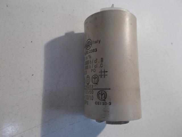 Condensatore lavatrice Zoppas 03P22153 cod 16.10.2383