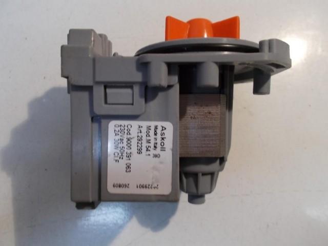 292299   pompa   lavatrice bosch fd 8703 201317